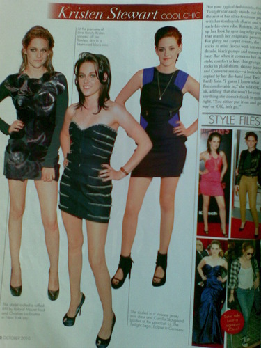 Scans: Rob and Kristen in OK! Magazine (Philippines)