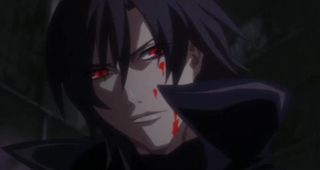 Anime guys shiki