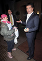 Simon Cowell Leaves the Pride of Britain Awards - simon-cowell photo