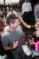 Simon Cowell and Pamela Back at Ivy - simon-cowell photo