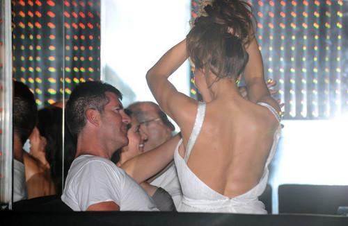 Simon Cowell at Club VIP
