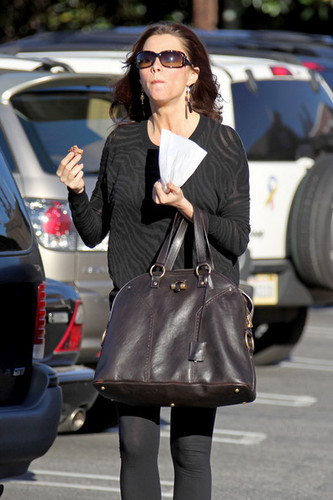 Sofia Vergara Leaving The Brentwood Country Mart