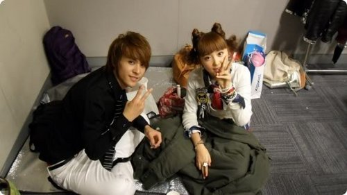 Sohyun & Dongwoon. (Old)