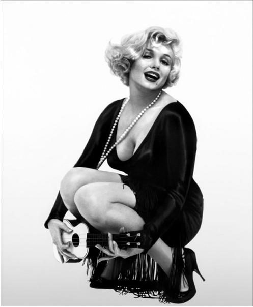 Marilyn monroe some like it hot