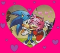 Sonamy - sonic-couples fan art