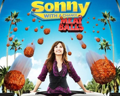 Sonny With A Chance achtergrond possibly with anime called Sonny with a chance of meatballs