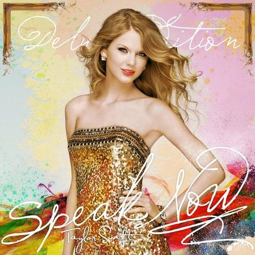Speak Now (Deluxe Edition) [FanMade Album Cover]