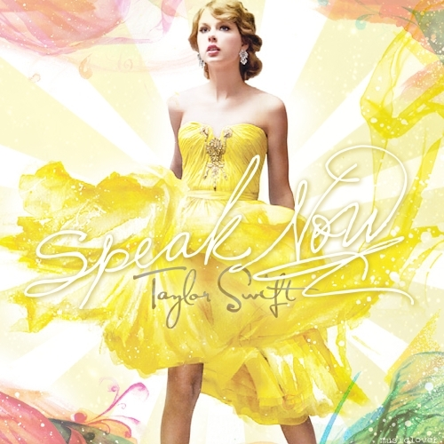 Speak Now [FanMade Album Cover] - Speak Now Fan Art ...