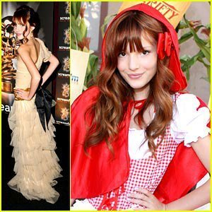 Superstar Bella And Littlee Red Riding Bella<3