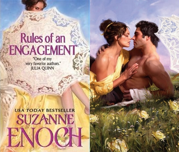 Suzanne Enoch - Rules of an Engagment