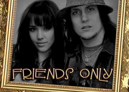 Avenged Sevenfold wallpaper called Synyster & Jessica