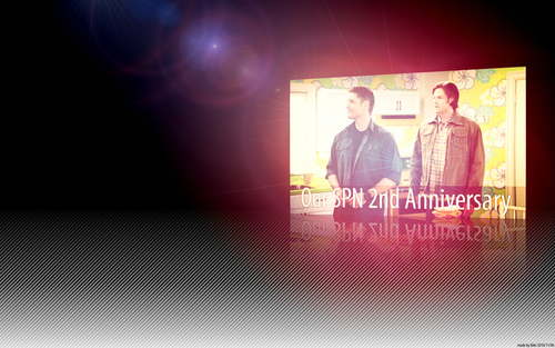 Supernatural wallpaper probably with a sign and a concert entitled TAIWAN OUR SPN