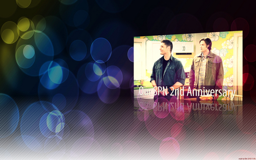 TAIWAN OUR SPN - supernatural Wallpaper