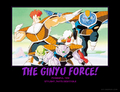 The Ginyu Force