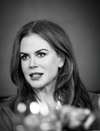 Nicole Kidman- The Hollywood Reporter Actress Roundtable