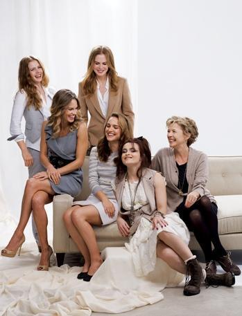 The Hollywood Reporter - The Actress Roundtable 2010