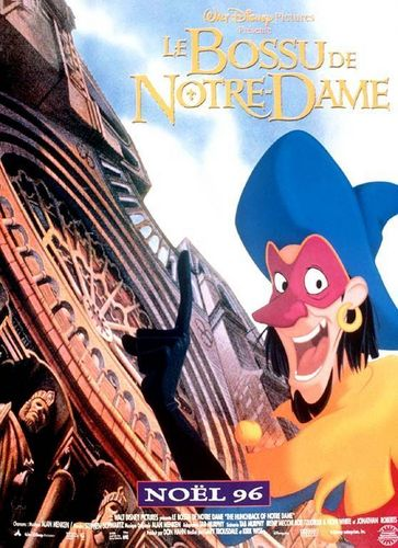 The Hunchback of Notre Dame wallpaper containing anime titled The Hunchback of Notre Dame