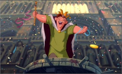 The Hunchback of Notre Dame wallpaper possibly with a roulette wheel and a sign called The Hunchback of Notre Dame