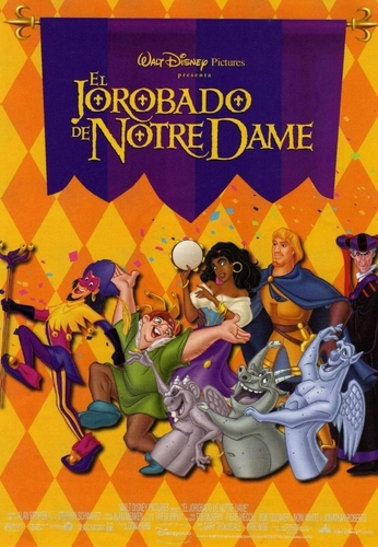 The Hunchback of Notre Dame wallpaper containing anime entitled The Hunchback of Notre Dame