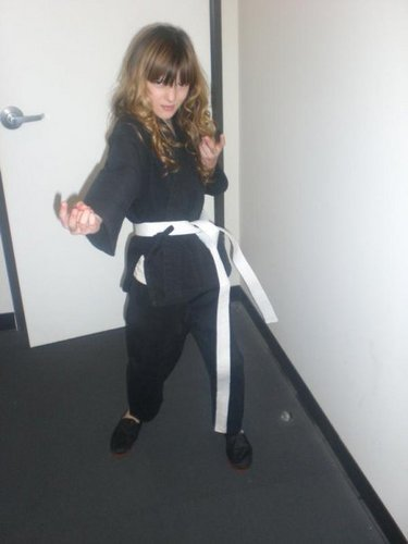 The Karate Kid Bella<3