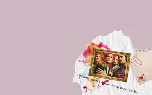 The Killers kertas dinding
