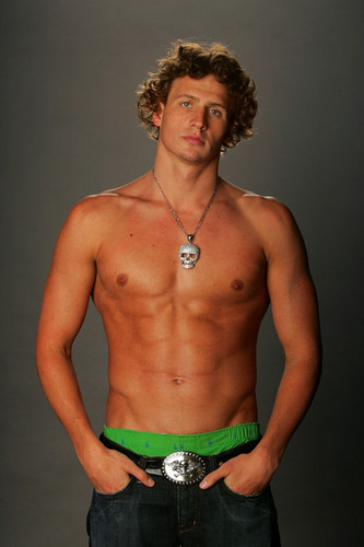 Ryan Lochte wallpaper probably containing a hunk, a six pack, and skin called The Lochtenator