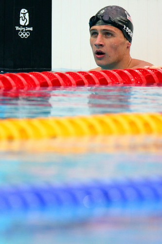 Ryan Lochte wallpaper titled The Lochtenator