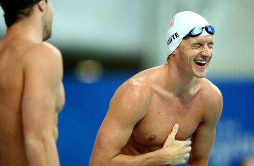 Ryan Lochte Обои possibly containing a breaststroker, брассер entitled The Lochtenator