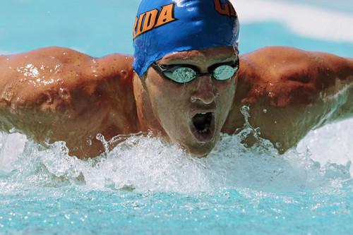 Ryan Lochte wallpaper with a breaststroker and a water called The Lochtenator