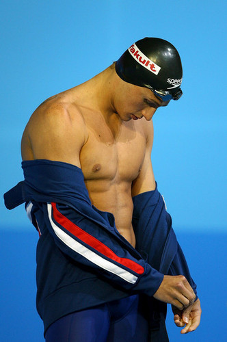 Ryan Lochte wallpaper probably containing a hunk and a six pack called The Lochtenator