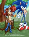The Simple Things - sonic-couples fan art