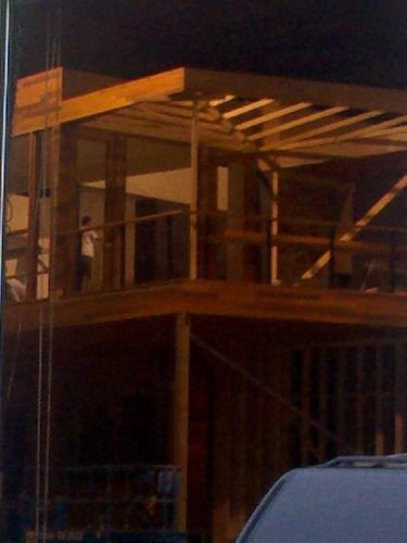The set of 'Breaking Dawn': New 사진 of Bella's house in Vancouver