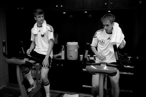 Thomas Müller & Philipp Lahm