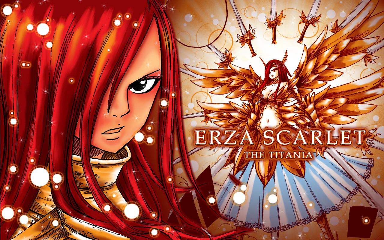 Titania Erza