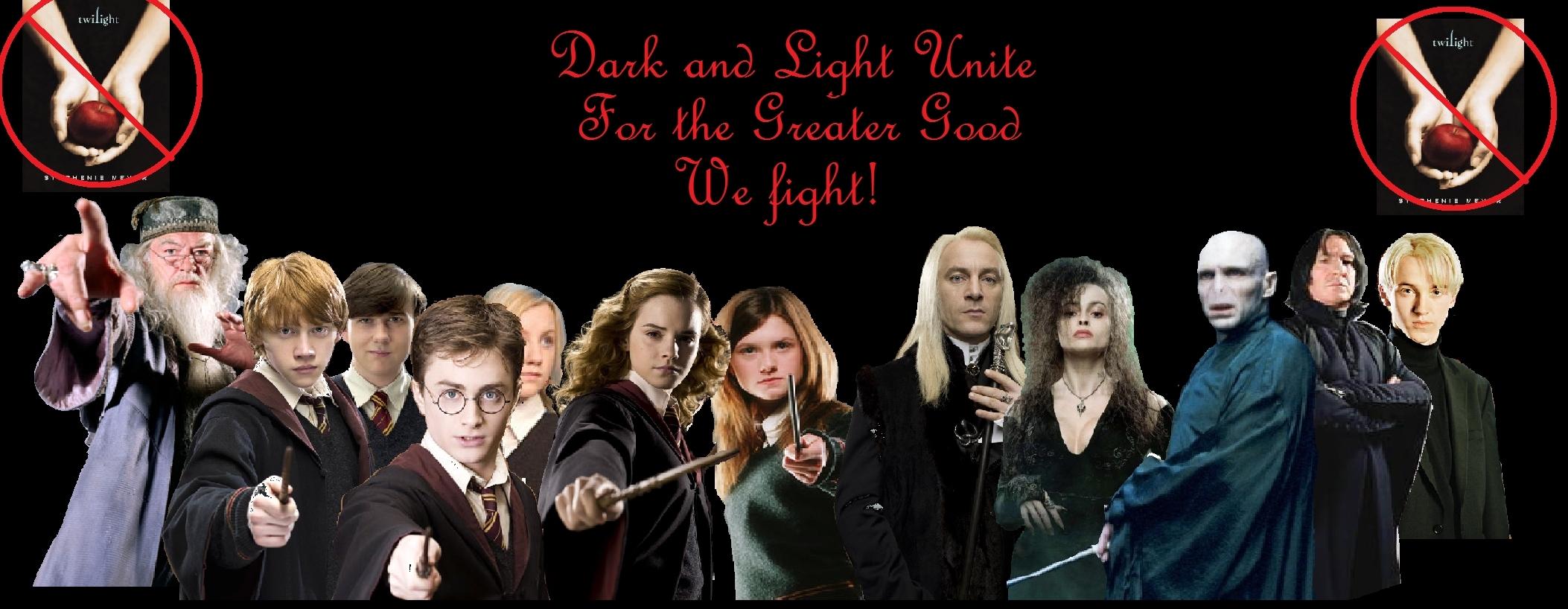 twilight versus harry potter