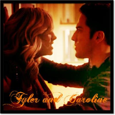 Tyler/Caroline<3