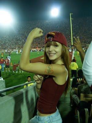 USC Football Season!!!!!! ((((((: