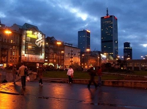 Warsaw at Night ;)