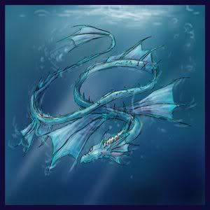 Water Dragon