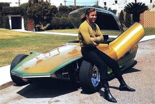 William Shatner/Captain Kirk