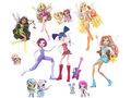 Winx dolls