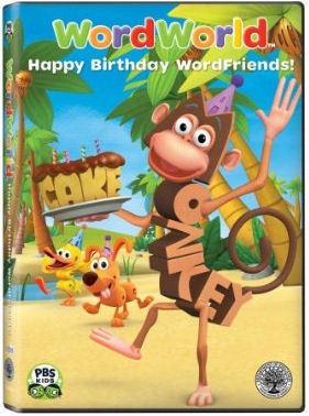 WordWorld: Happy Birthday WordFriends