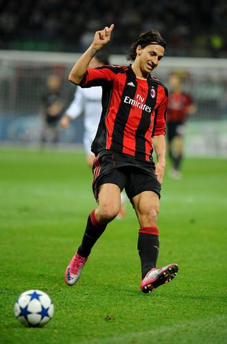 Z. Ibrahimovic (Milan - Real Madrid)