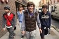 Zayn, Liam, Harry & Niall