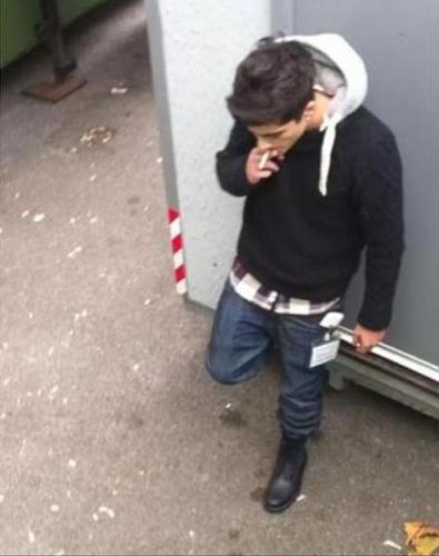 Zayn Malik (1direction) Rare pic x