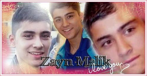 Zayn Malik x