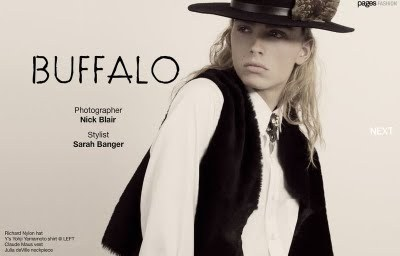 andrej pejic wallpaper probably containing a fedora, a campaign hat, and a porkpie called andrej