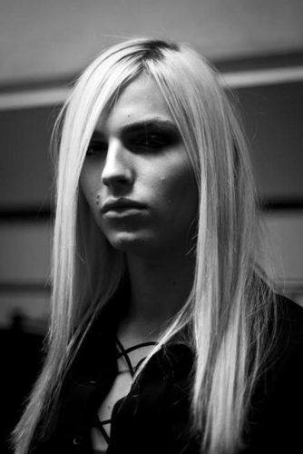 andrej pejic kertas dinding possibly containing a portrait titled andrej
