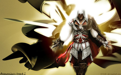awesome ezio پیپر وال