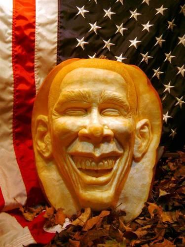 Halloween kertas dinding called awesome pumpkins